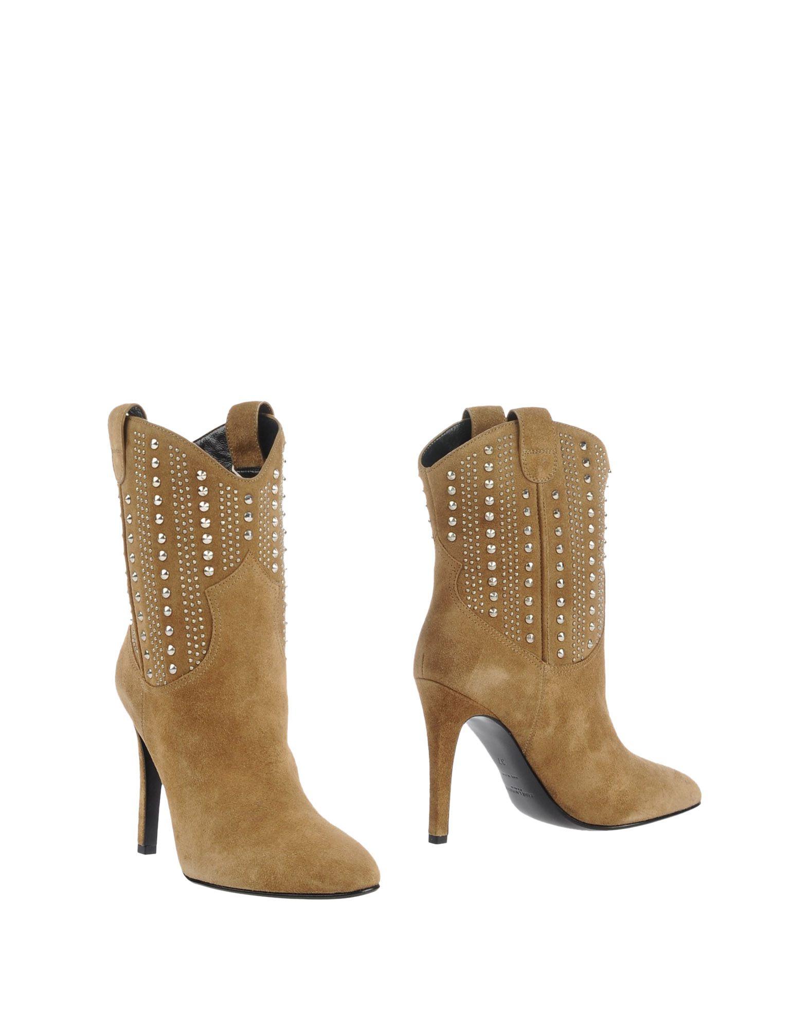 Saint Laurent Stiefelette Damen  44904044OIGünstige gut aussehende Schuhe