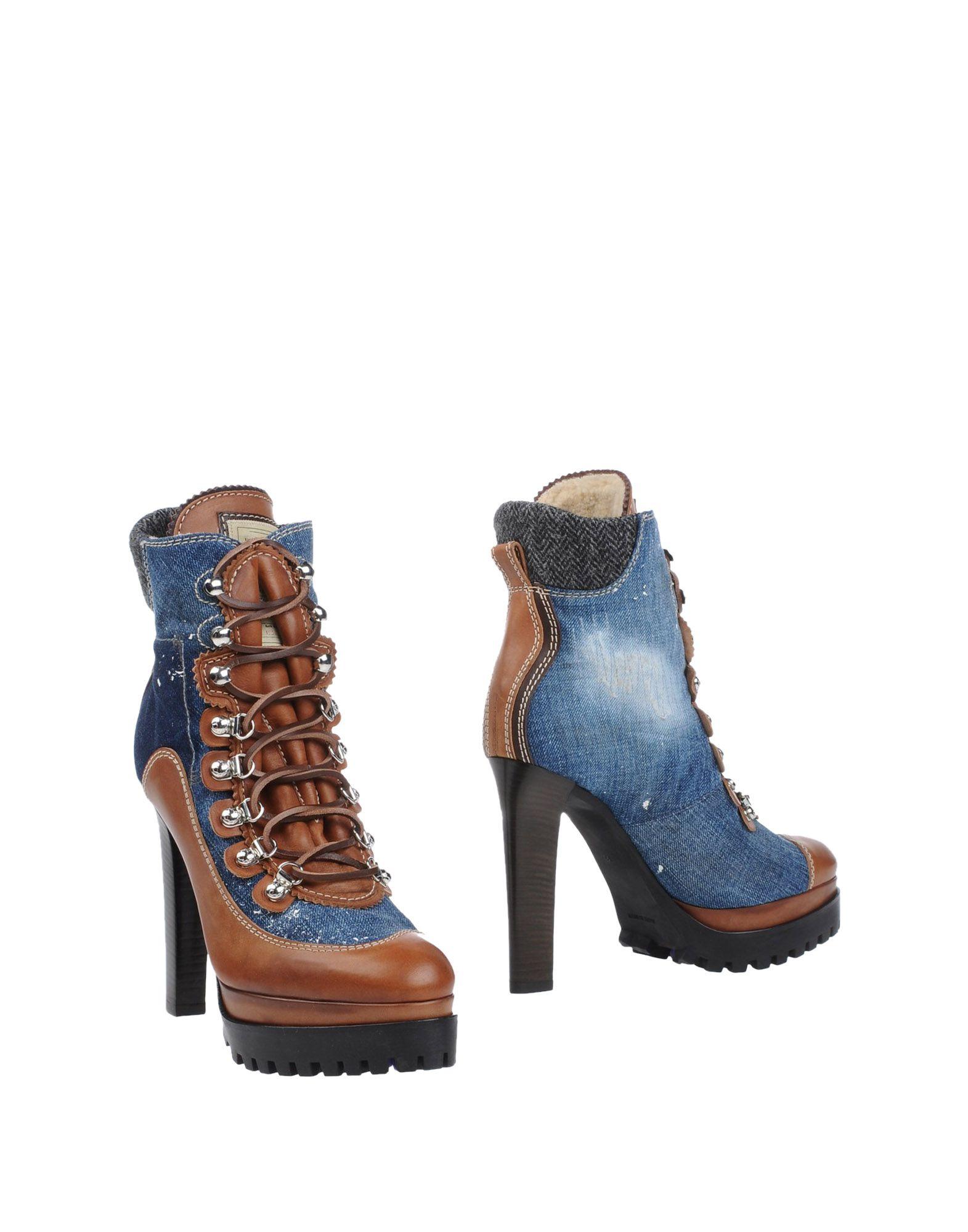 Dsquared2 Stiefelette 44904216SPGünstige Damen  44904216SPGünstige Stiefelette gut aussehende Schuhe f6924d