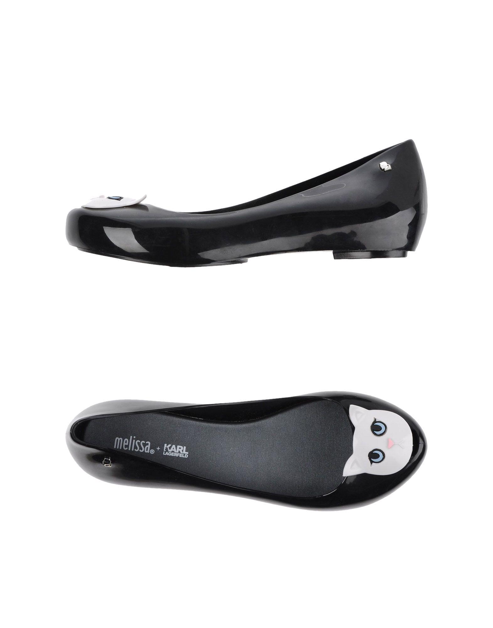 Melissa + Karl Lagerfeld Pumps Damen  44904627JS Gute Qualität beliebte Schuhe