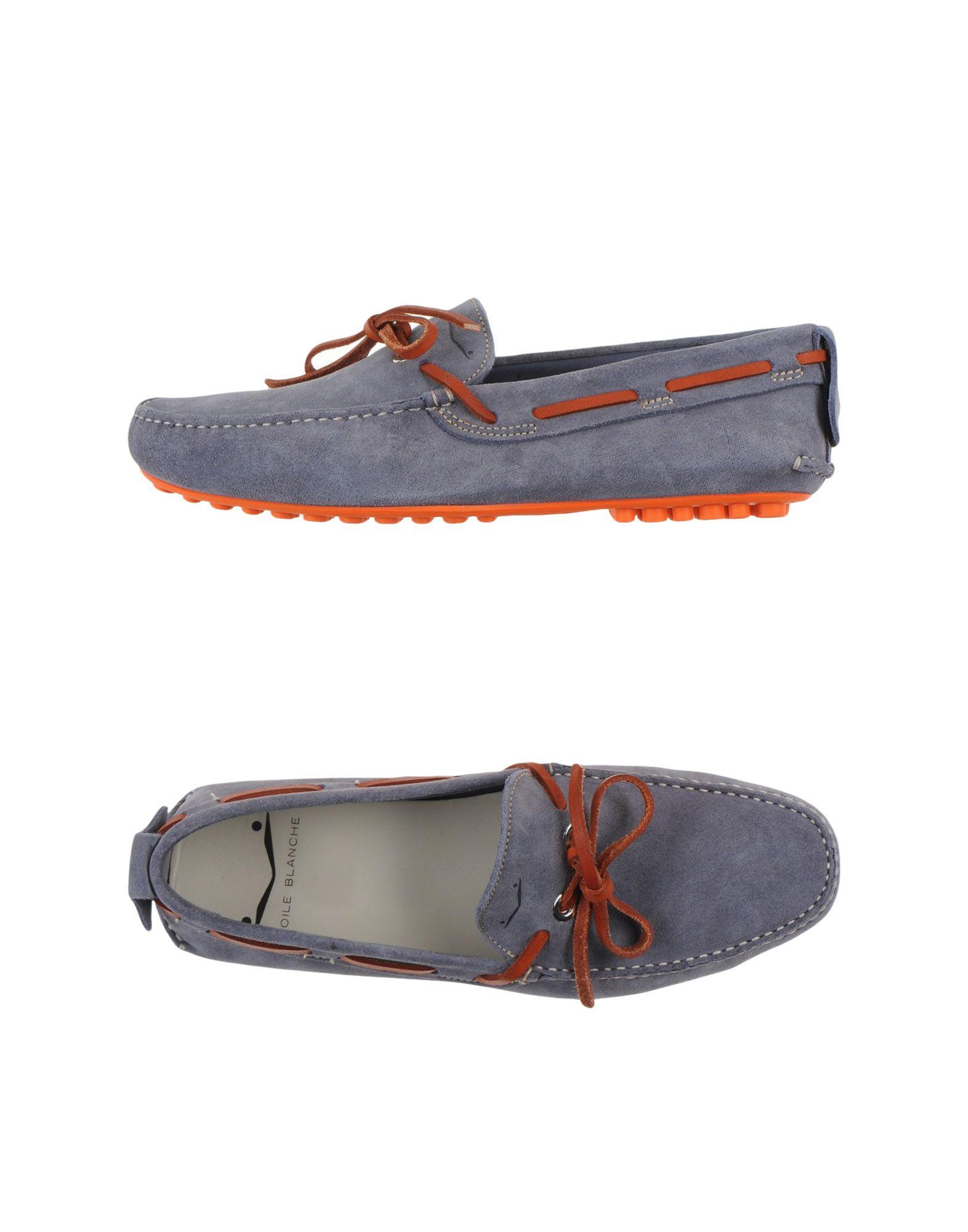 Rabatt echte Mokassins Schuhe Voile Blanche Mokassins echte Herren  44905948OC 639b47