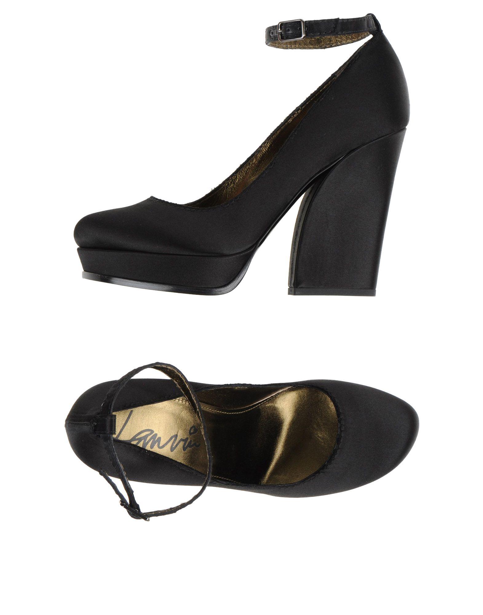 Lanvin Pumps aussehende Damen  44906163PHGünstige gut aussehende Pumps Schuhe a39076