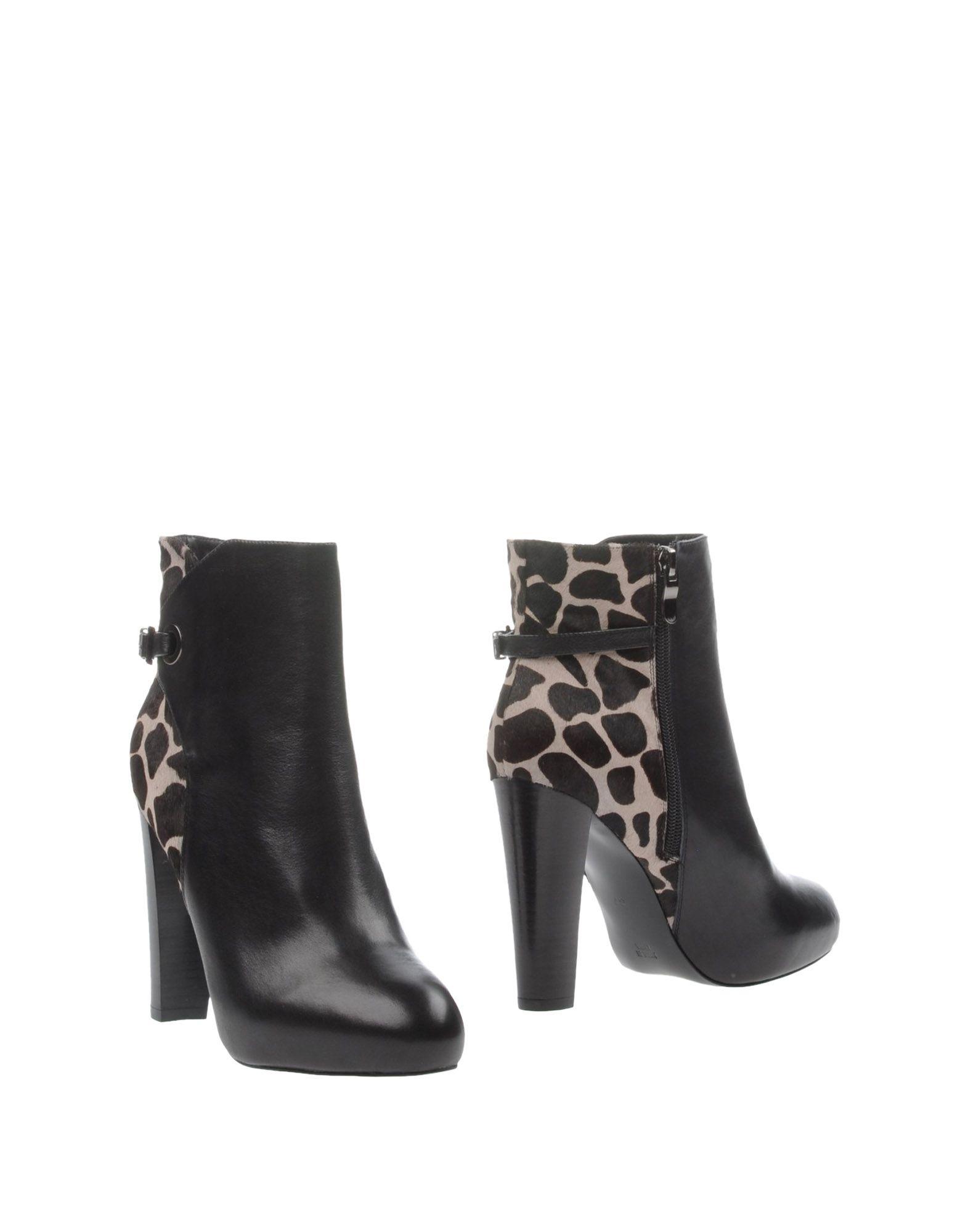 Tosca Blu Shoes Stiefelette Damen  44906301RT Neue Schuhe
