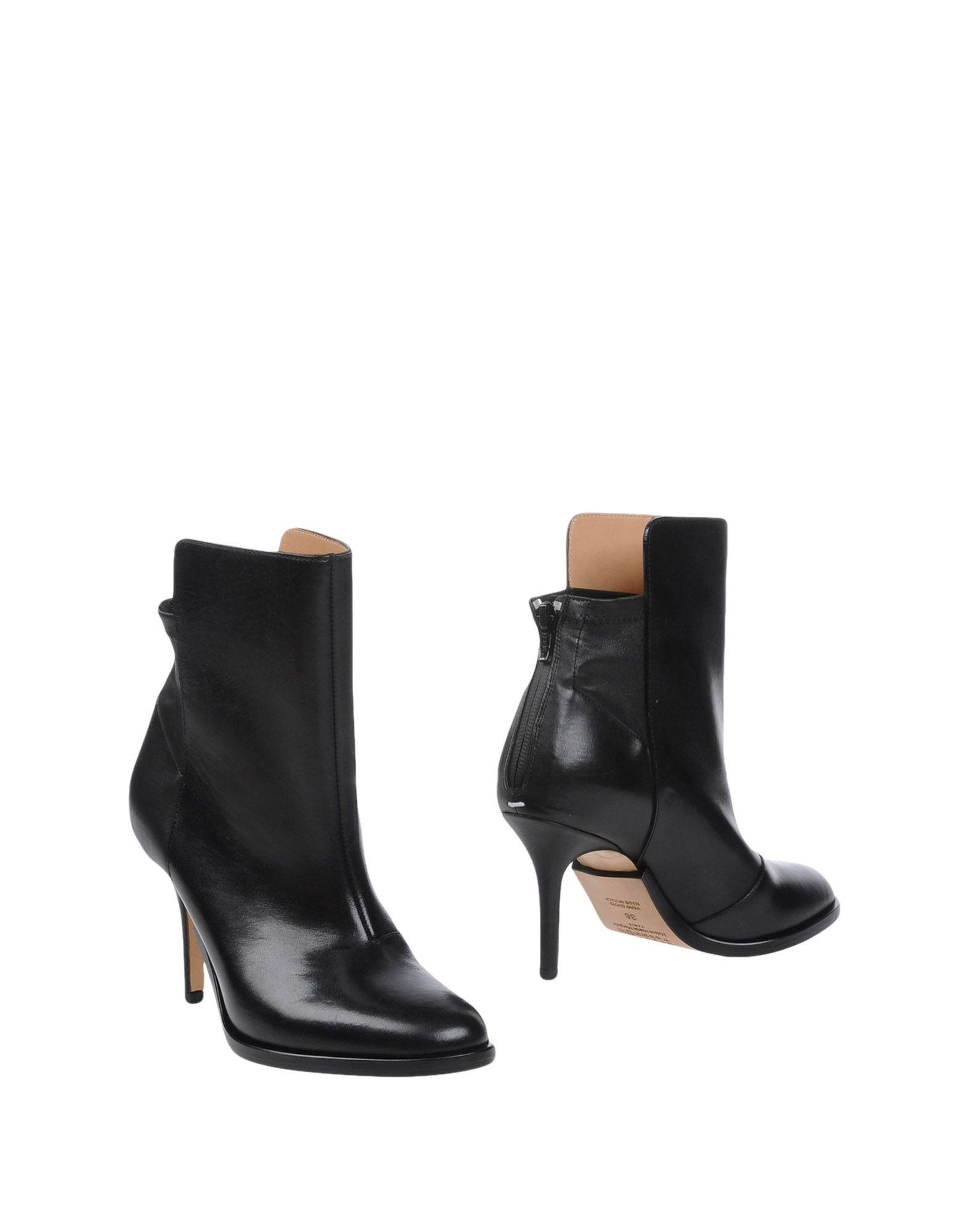 Maison Margiela Stiefelette Damen  44906599TCGünstige gut aussehende Schuhe