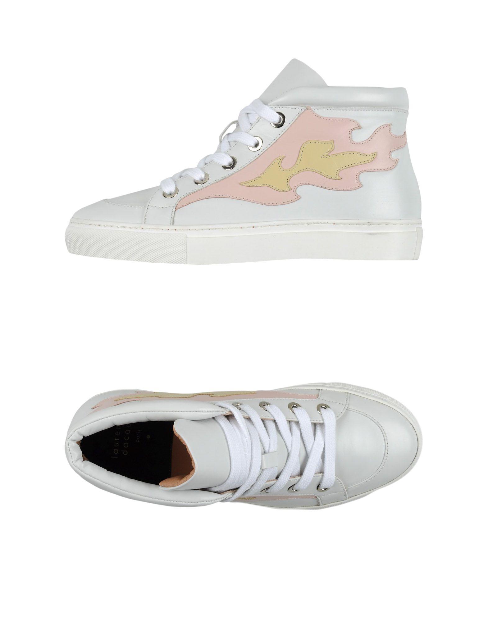 Stilvolle billige Schuhe Laurence Dacade Sneakers Damen 44908547NG  44908547NG Damen 470e3a