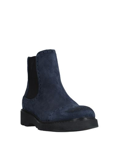 Twin-set Simona Barbieri Chelsea Boots Donna Scarpe Blu Scuro