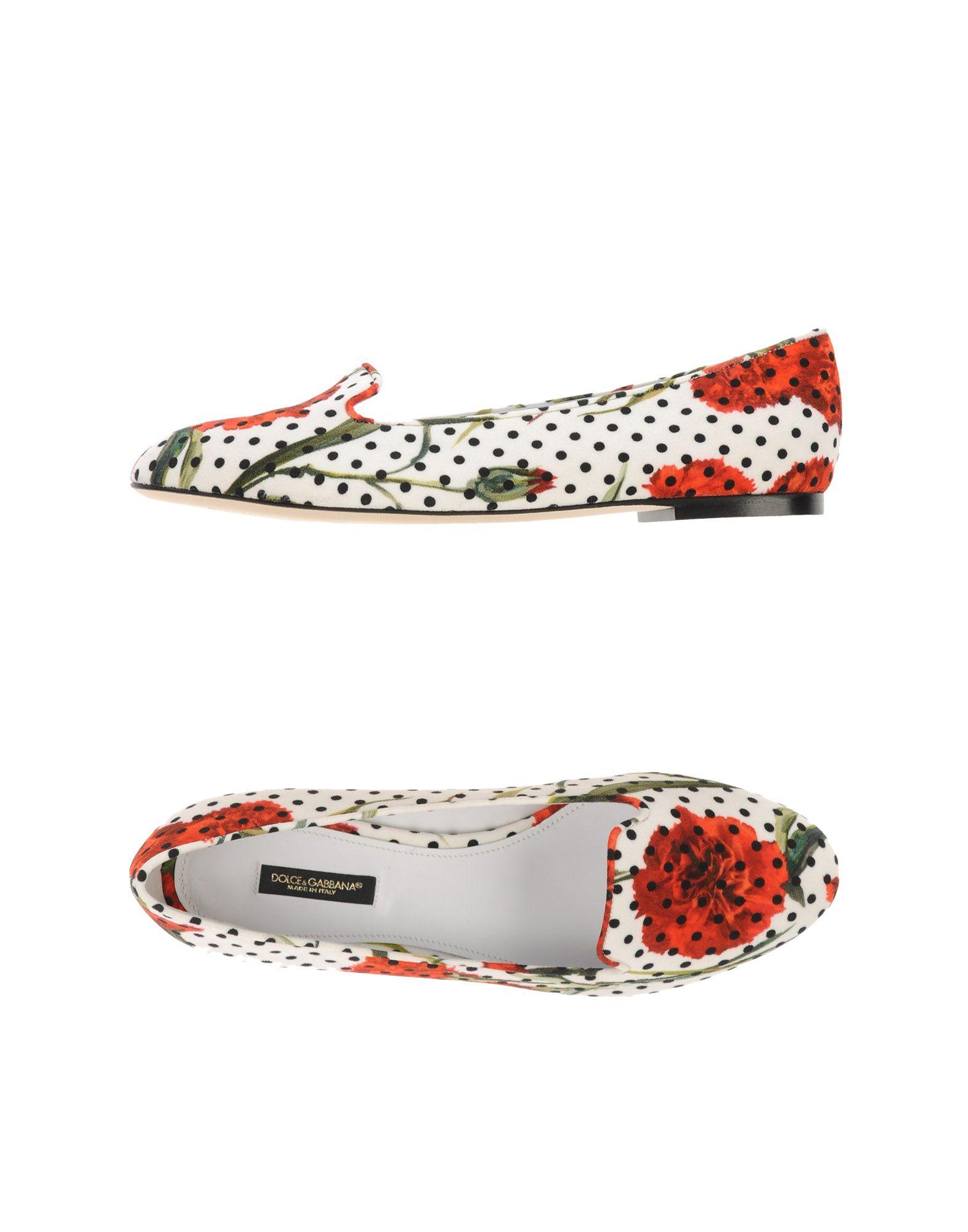 Rabatt Schuhe Damen Dolce & Gabbana Mokassins Damen Schuhe  44908957LX 7e0c7e