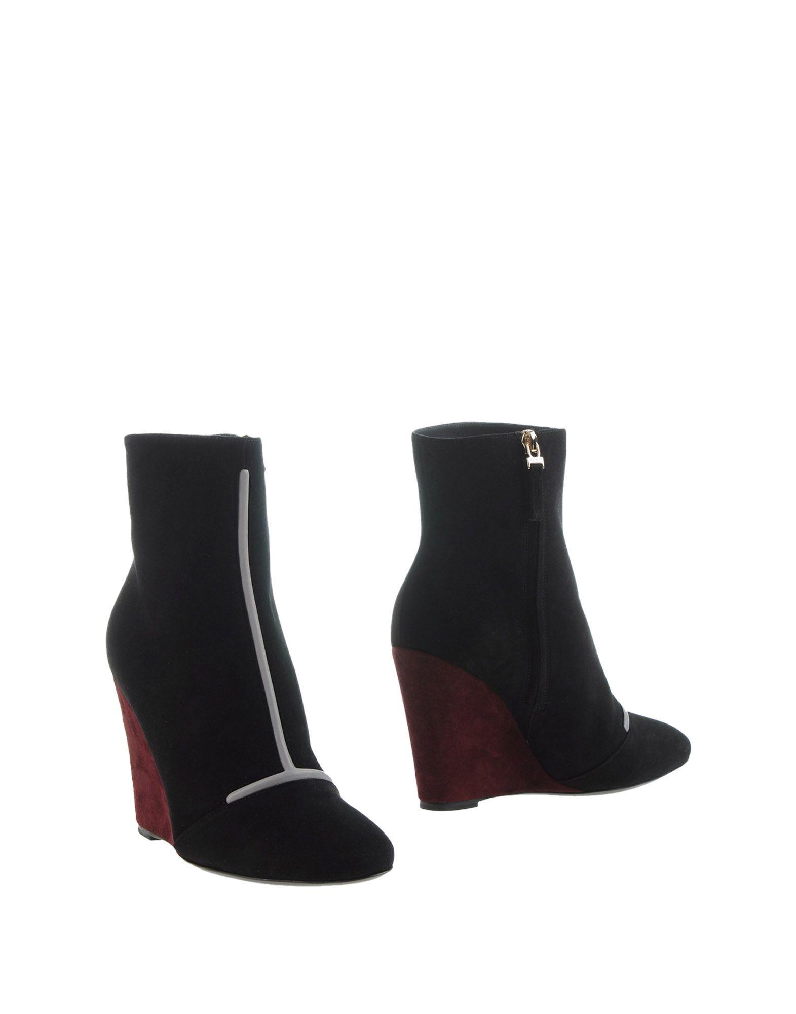 Fendi Stiefelette Damen  44908989IRGünstige gut aussehende Schuhe