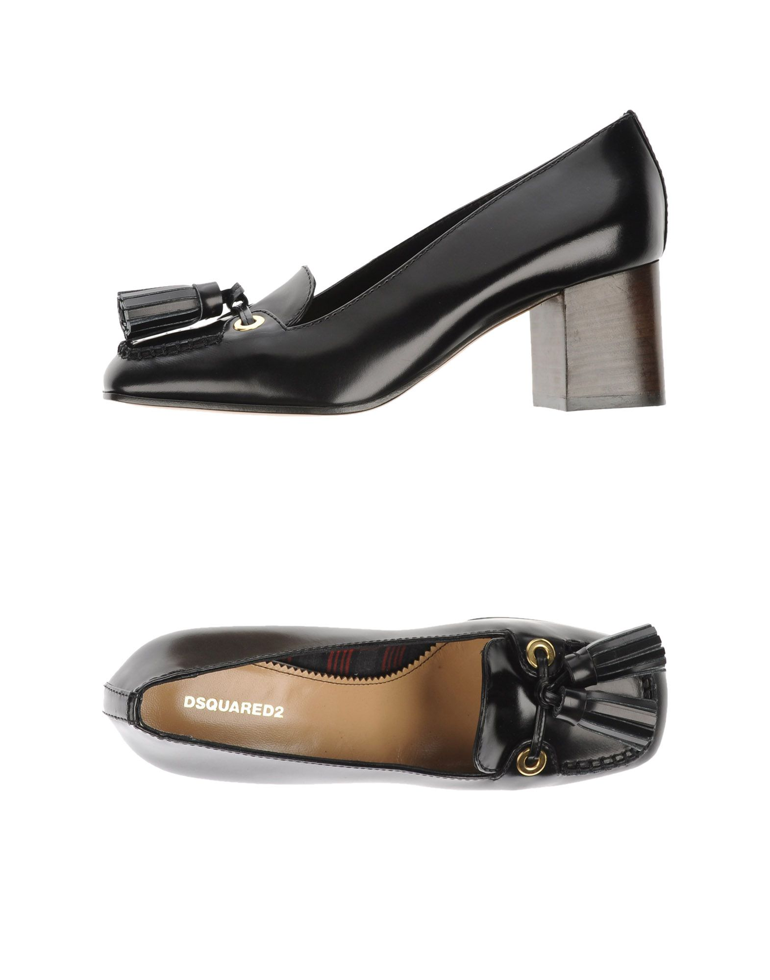 Rabatt Schuhe 44911870ON Dsquared2 Mokassins Damen  44911870ON Schuhe 7854b4