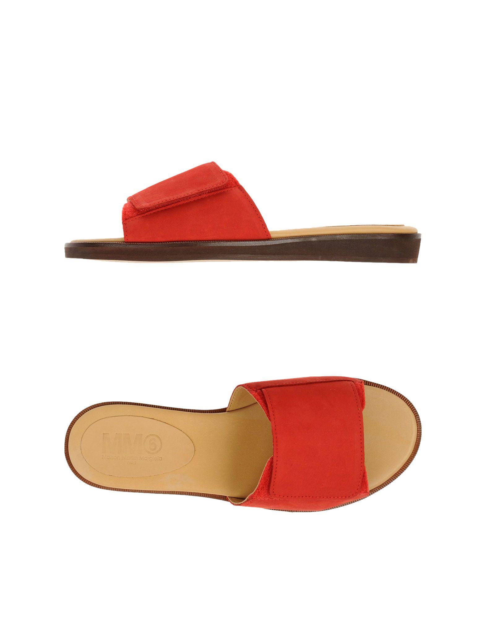 Stilvolle billige Schuhe Mm6 Maison Margiela Sandalen Damen  44912044SR
