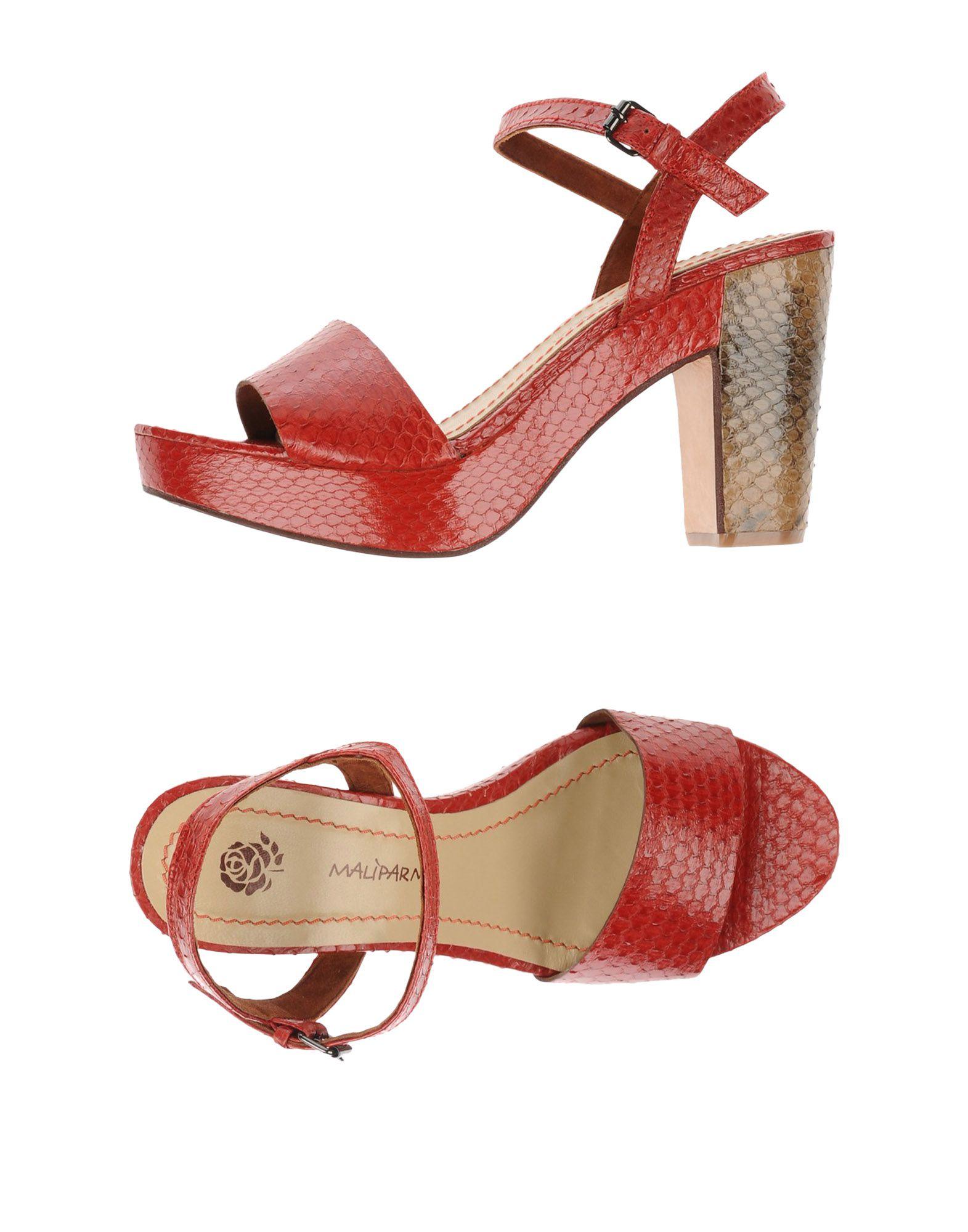 Gut um Sandalen billige Schuhe zu tragenMalìparmi Sandalen um Damen  44912328VR 162387