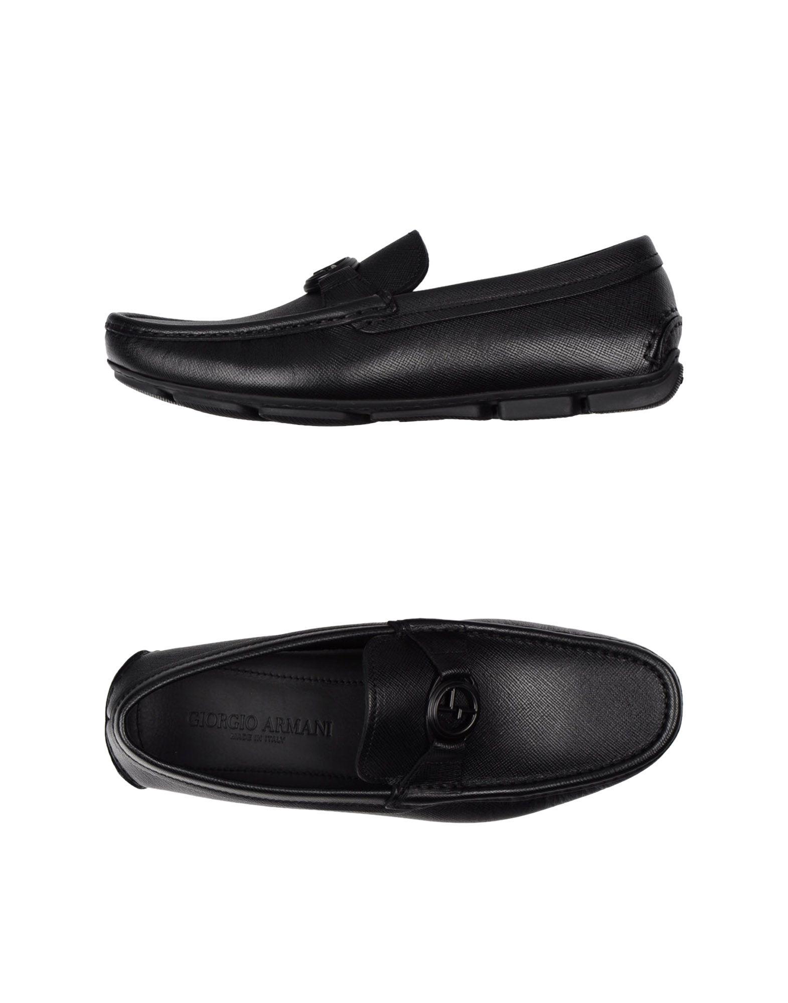 Giorgio Armani Loafers - Men Giorgio Armani Loafers online 44913008ME on  Australia - 44913008ME online 6de9a1