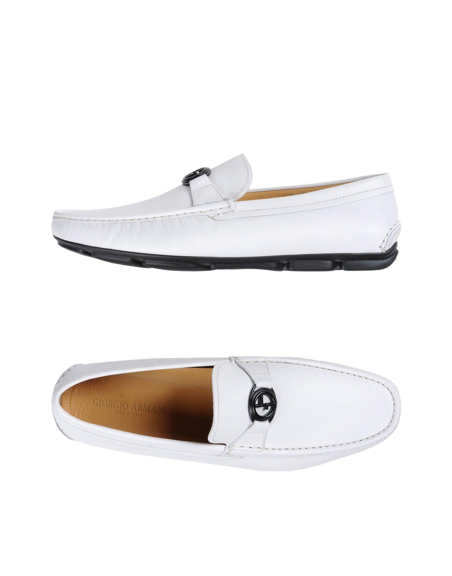 Giorgio Armani Mokassins Herren  44913008XE Gute Qualität beliebte Schuhe