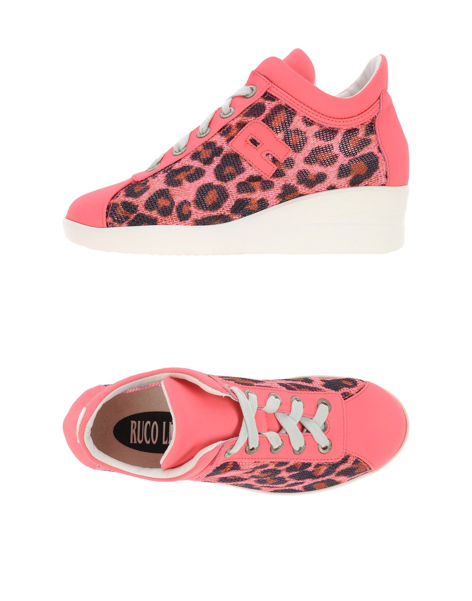 Stilvolle billige Damen Schuhe Ruco Line Sneakers Damen billige  44913157QC 4862ba