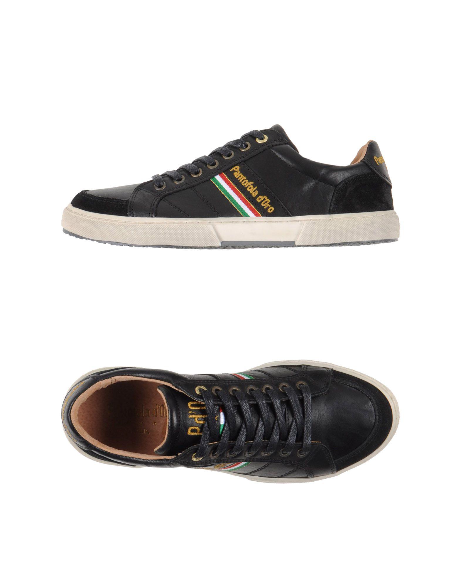 Rabatt echte Schuhe Pantofola D'oro Sneakers Herren  44915476OX
