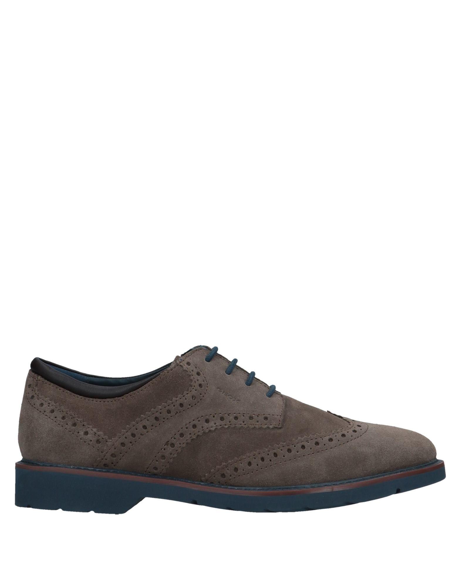 Geox Schnürschuhe Herren  44916201GW Heiße Schuhe