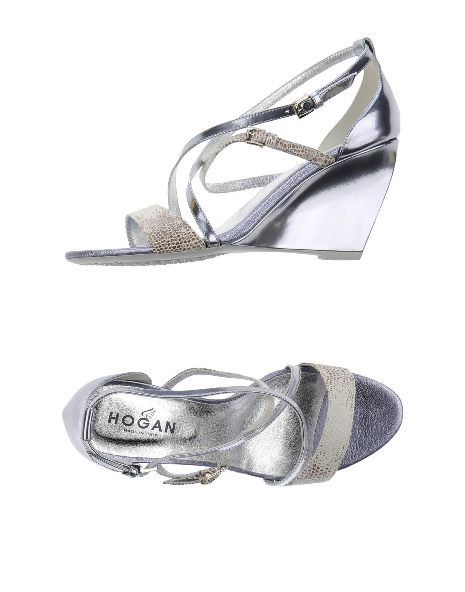 Stilvolle billige Schuhe Hogan Sandalen Damen  44916505SA