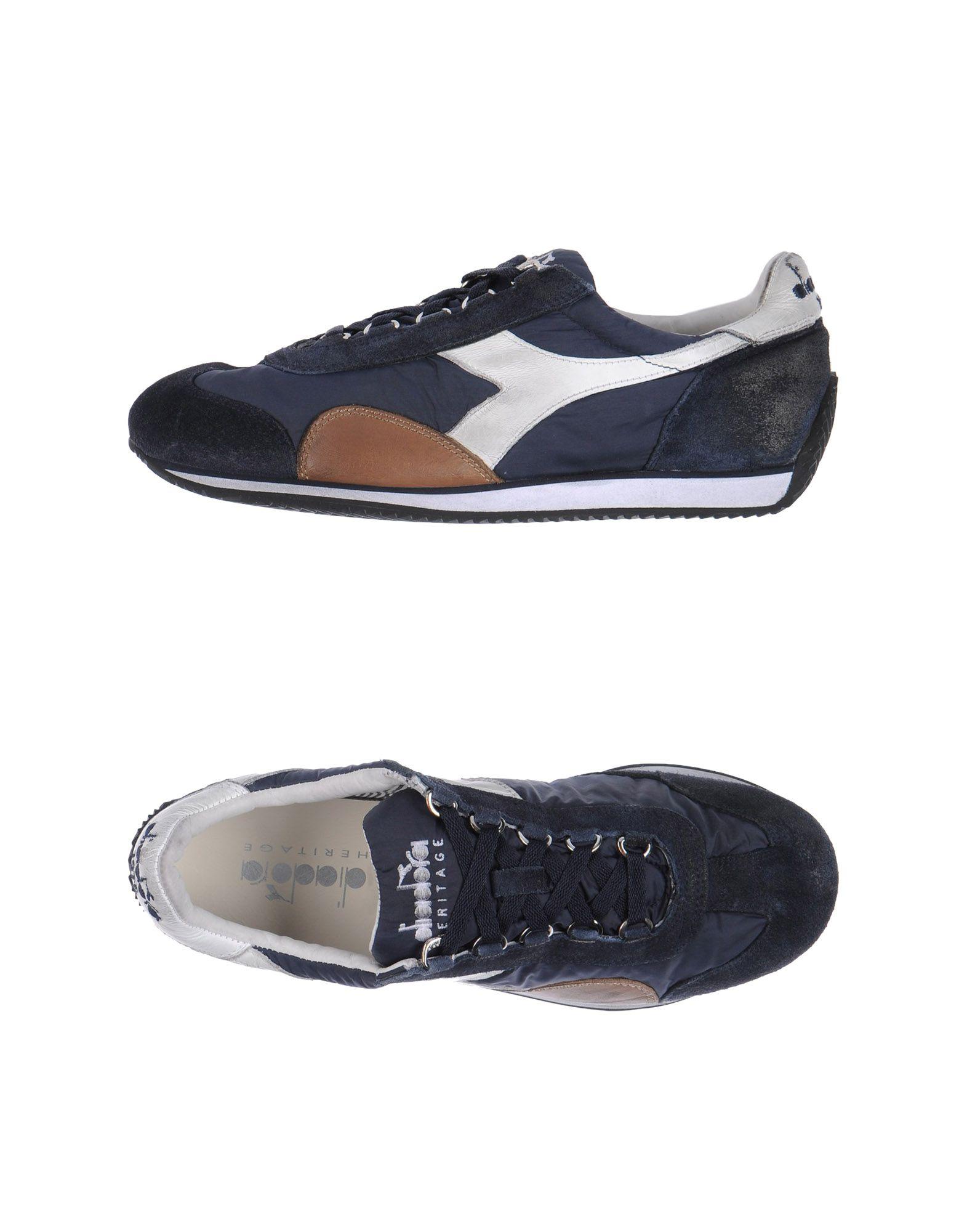 Rabatt echte Schuhe Diadora Heritage Sneakers Herren  44916873XM