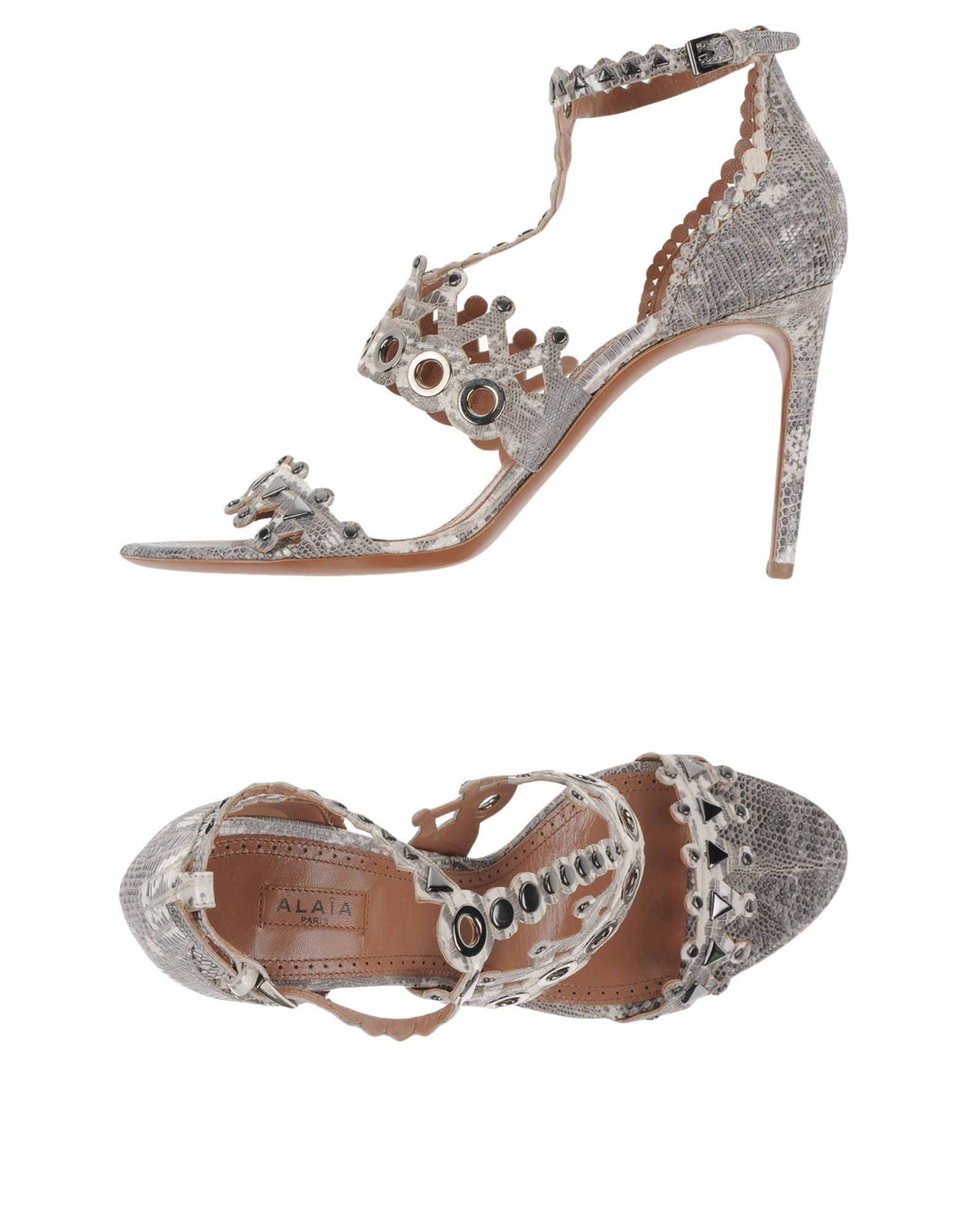 Alaïa Sandals on - Women Alaïa Sandals online on Sandals  Canada - 44920711RP 508241