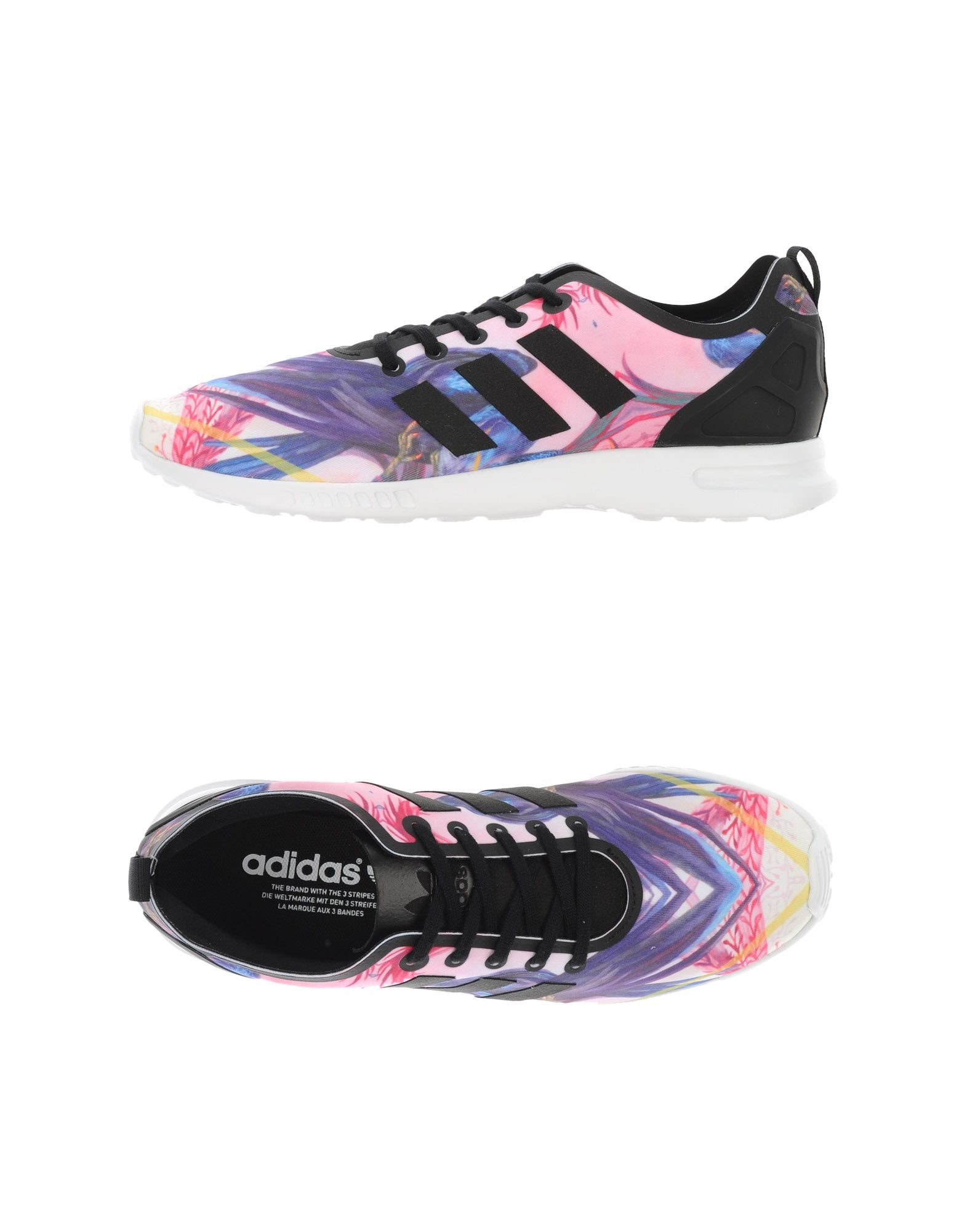Sneakers Adidas Originals Zx Flux Smooth - Donna - 44921210LM