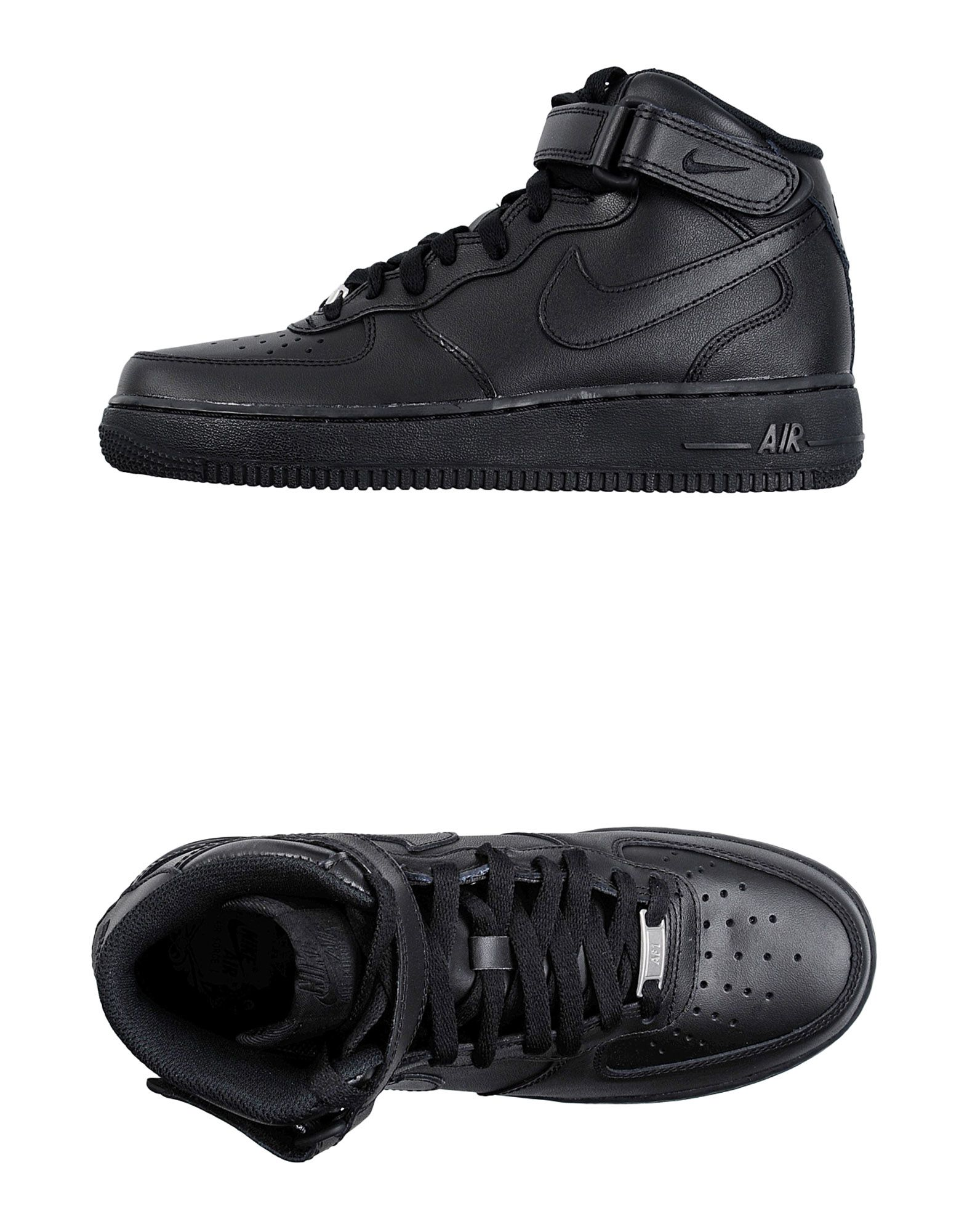 Sneakers Nike Air Force 1 Mid 07 Leather - Femme - Sneakers Nike sur