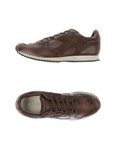 Zapatos con descuento Zapatillas Diadora Heritage Tridt Brogue - Hombre - Zapatillas Diadora Heritage - 44922034EG Café