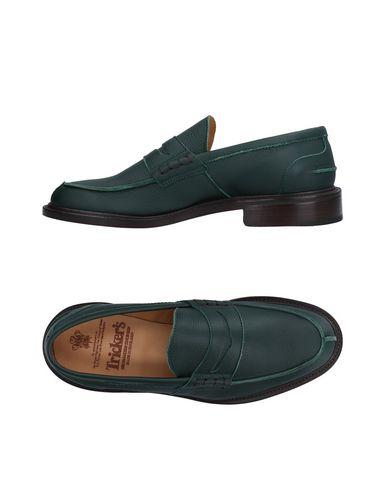Zapatos con descuento Mocasín Tricker's Hombre - Mocasines Tricker's - 44923929TO Verde oscuro
