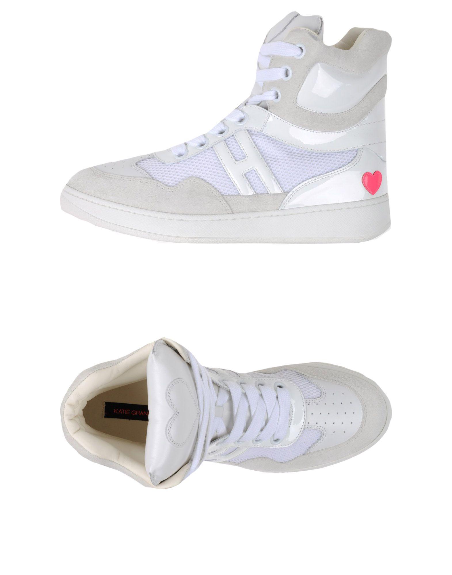 Rabatt Schuhe Katie Damen Grand Loves Hogan Sneakers Damen Katie  44925133WC e4df91