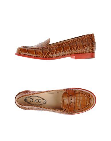Los últimos zapatos de descuento para hombres y mujeres - Mocasín Tod's Mujer - mujeres Mocasines Tod's - 44925264GF Marrón e44882