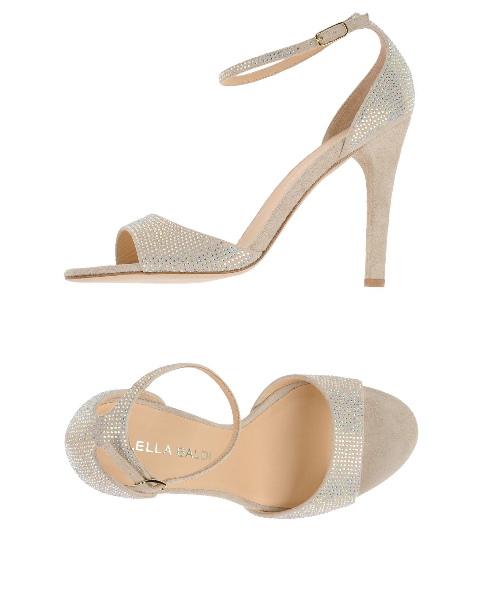 Stilvolle billige Schuhe Lella  Baldi Sandalen Damen  Lella 44925467CH bb2810