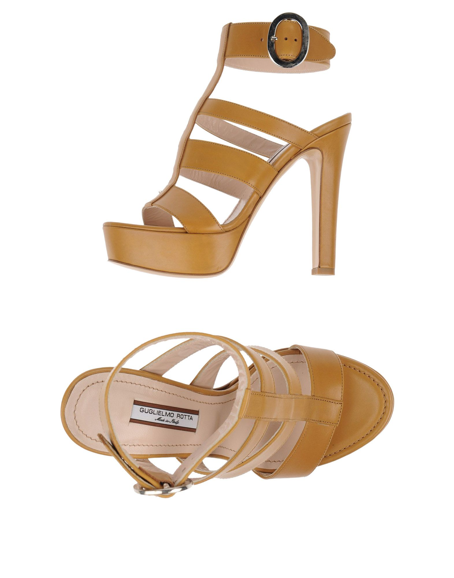 Guglielmo Rotta Sandalen Damen  44925653KK Gute Qualität beliebte Schuhe
