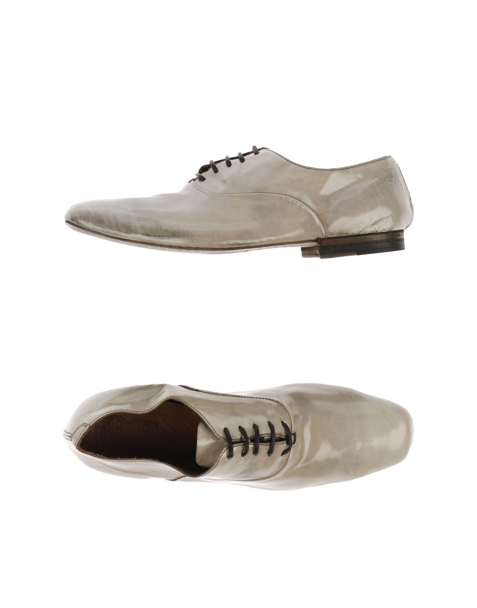 Silvano Sassetti Schnürschuhe Damen  44925784QDGut aussehende strapazierfähige Schuhe