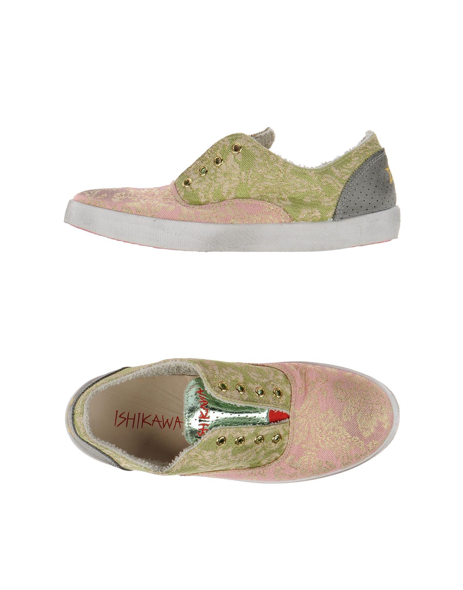 Ishikawa Sneakers Damen  beliebte 44927445QH Gute Qualität beliebte  Schuhe 74ab62