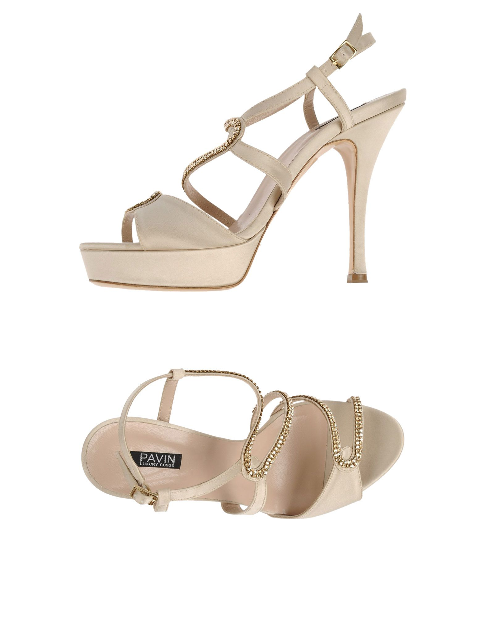 Sandales Pavin Femme - Sandales Pavin sur