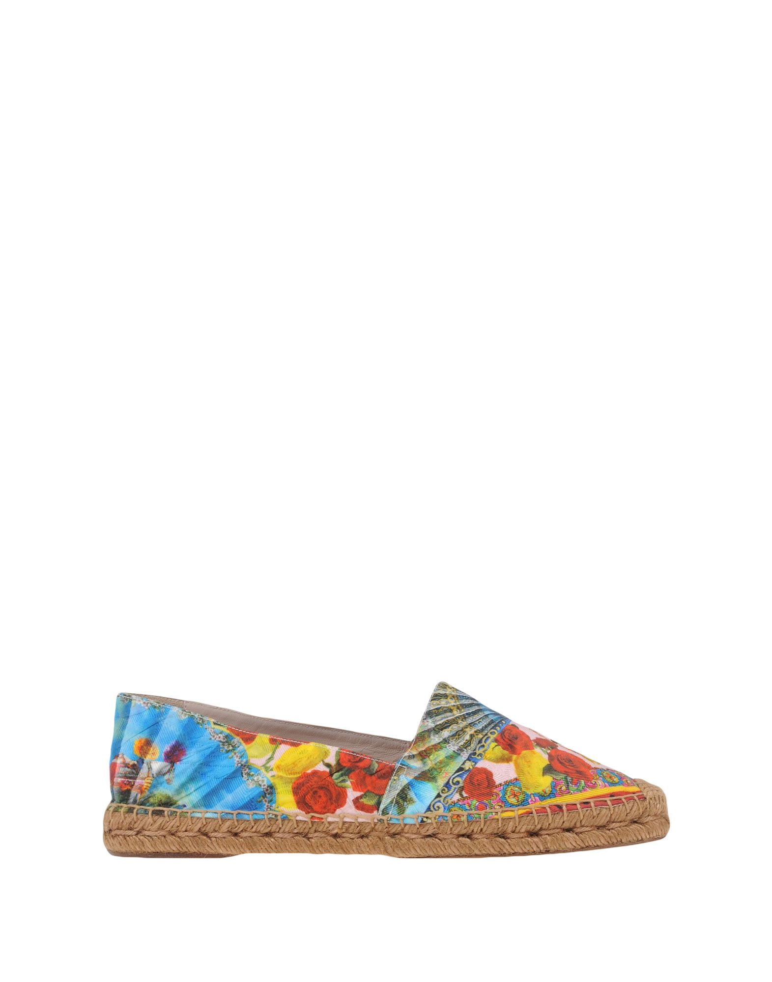 Dolce & Gabbana Espadrilles Damen  44929040SUGut aussehende strapazierfähige Schuhe