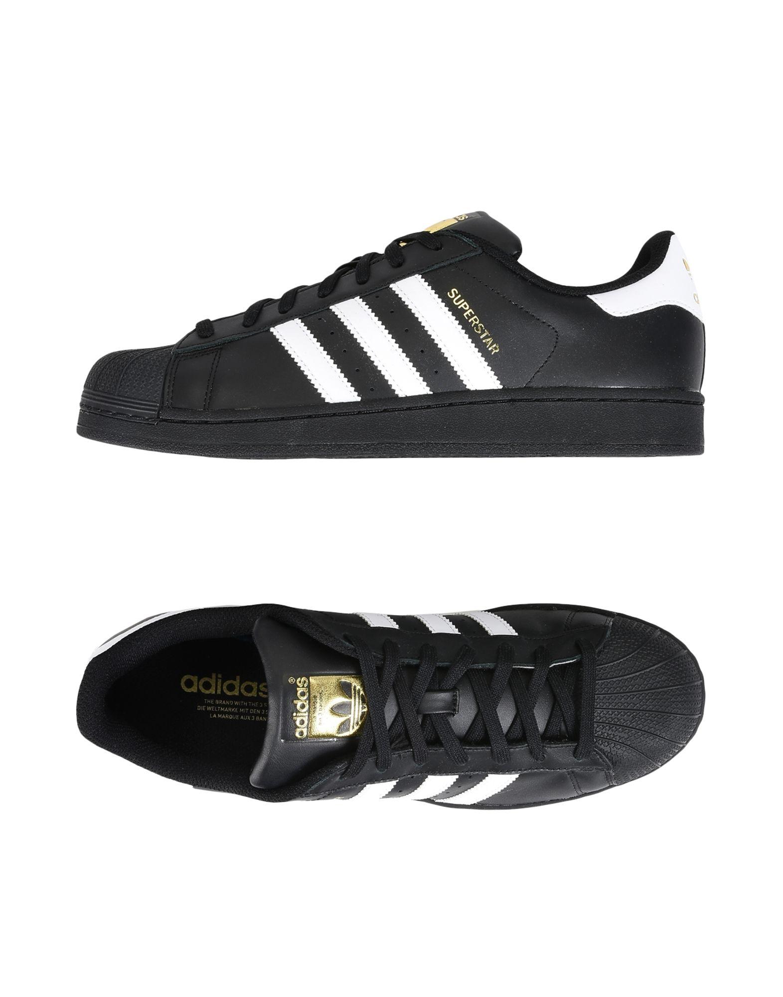 Sneakers Adidas Originals Superstar Foundatio - Uomo - 44929065BM