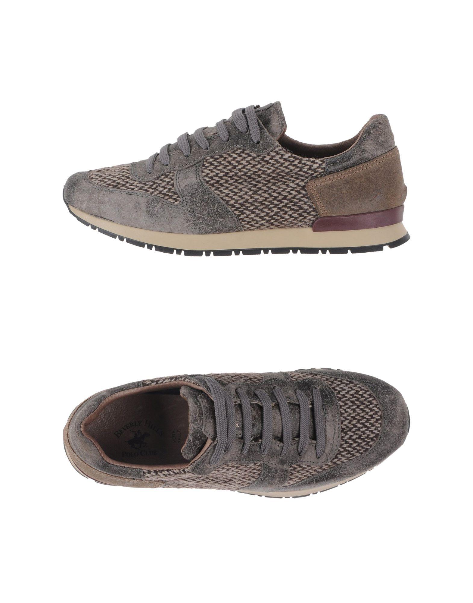 Rabatt echte Schuhe Beverly Hills Polo Club Sneakers Herren  44929086ND