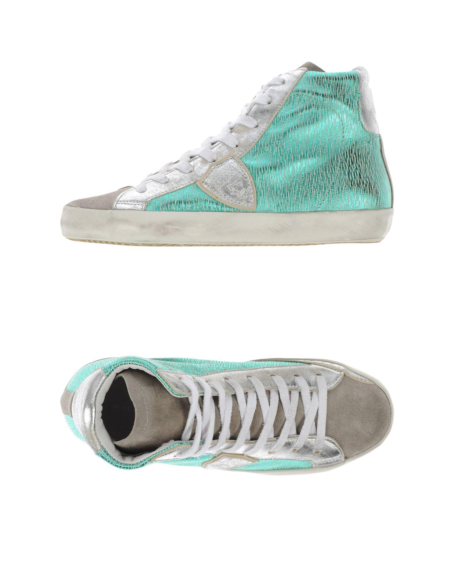 Stilvolle billige Schuhe Philippe Model Sneakers Damen  44929193EE