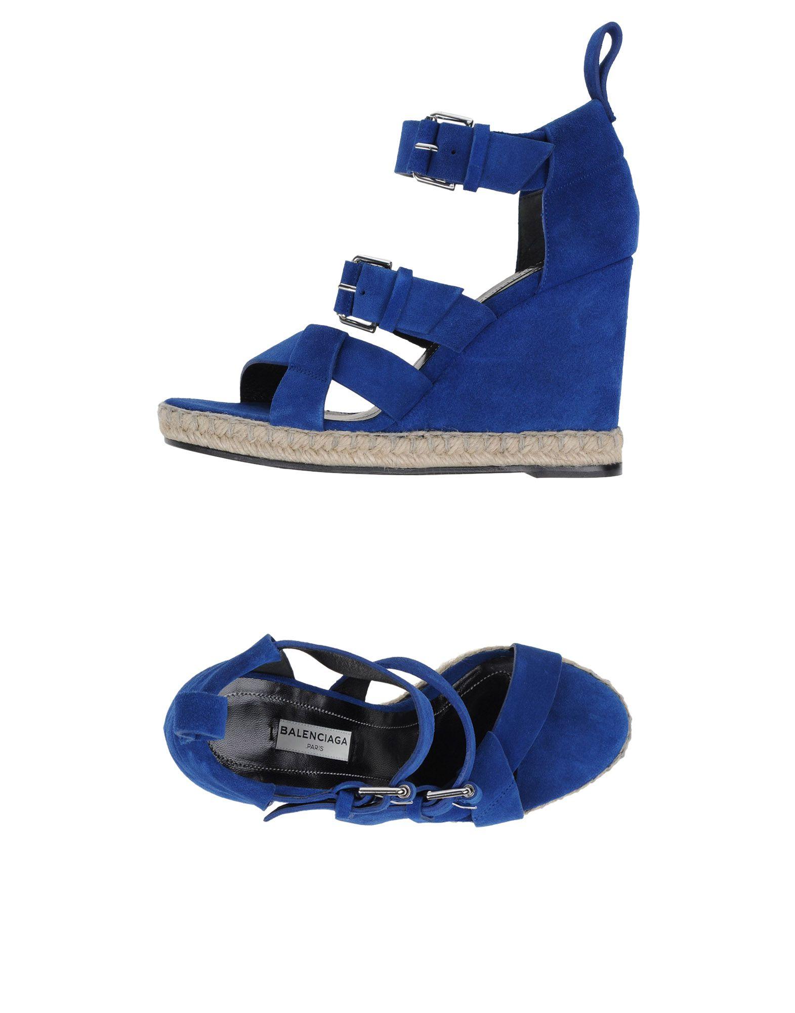 Moda Espadrillas Balenciaga Donna - 44931993IT