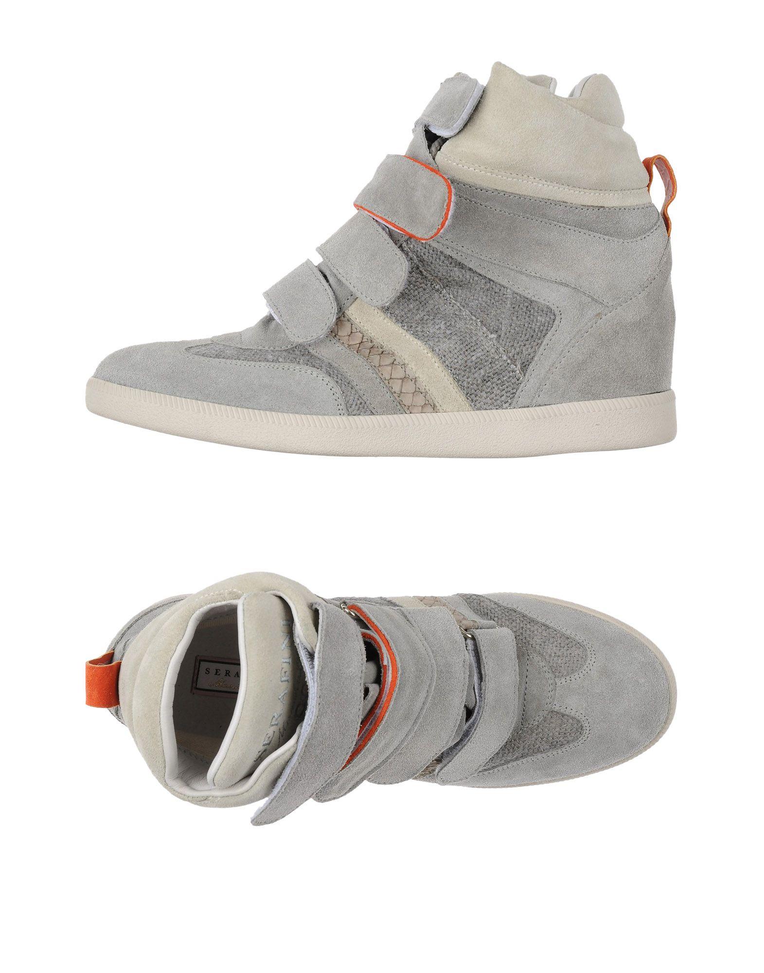 Sneakers Serafini Manhattan Donna - 44932103QV