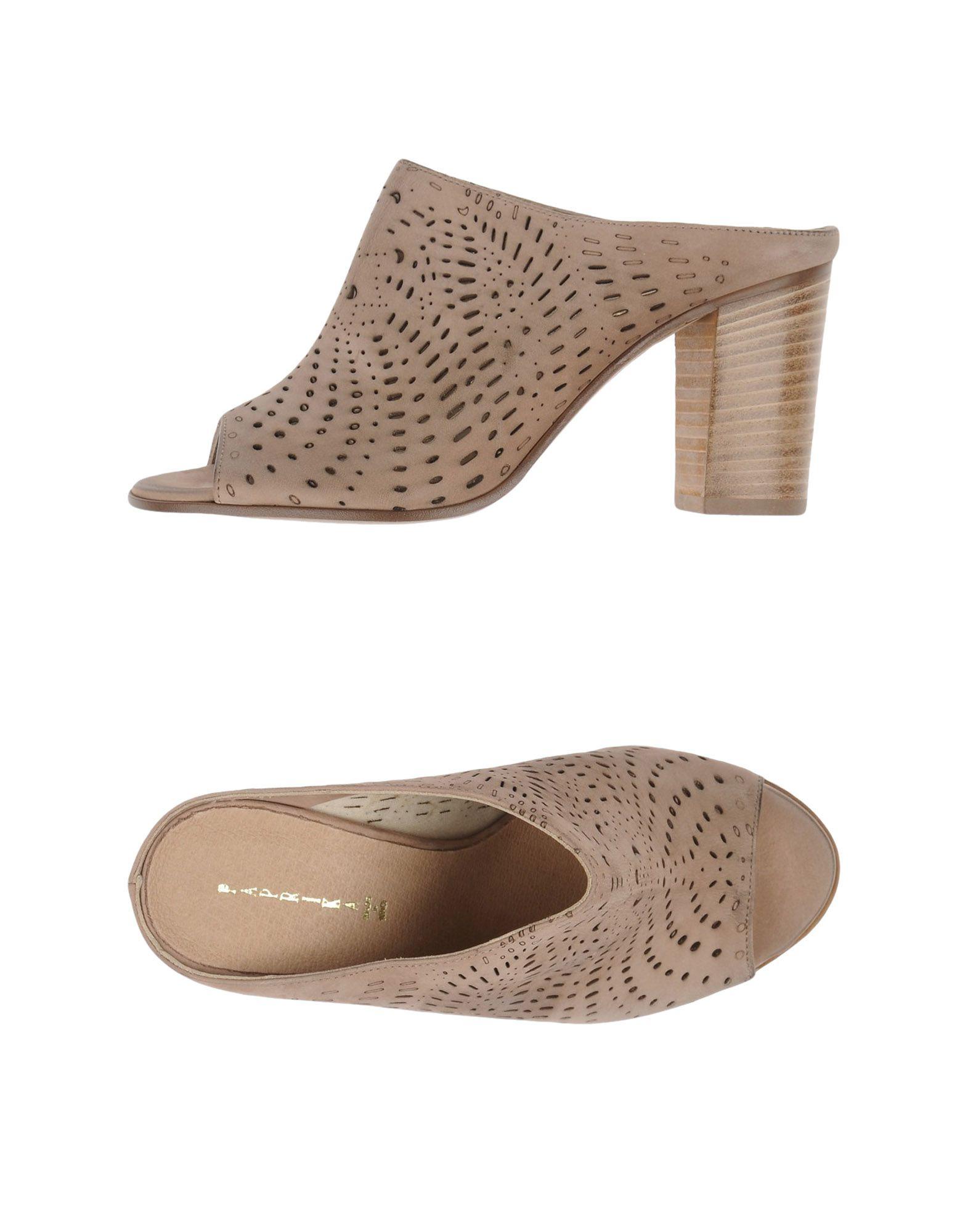 Sandales Paprika Femme - Sandales Paprika sur