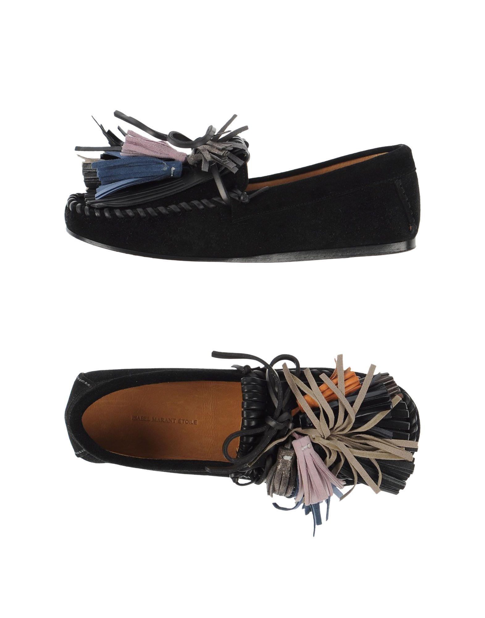 Rabatt Schuhe Isabel Marant Étoile 44934177BW Mokassins Damen  44934177BW Étoile a44234