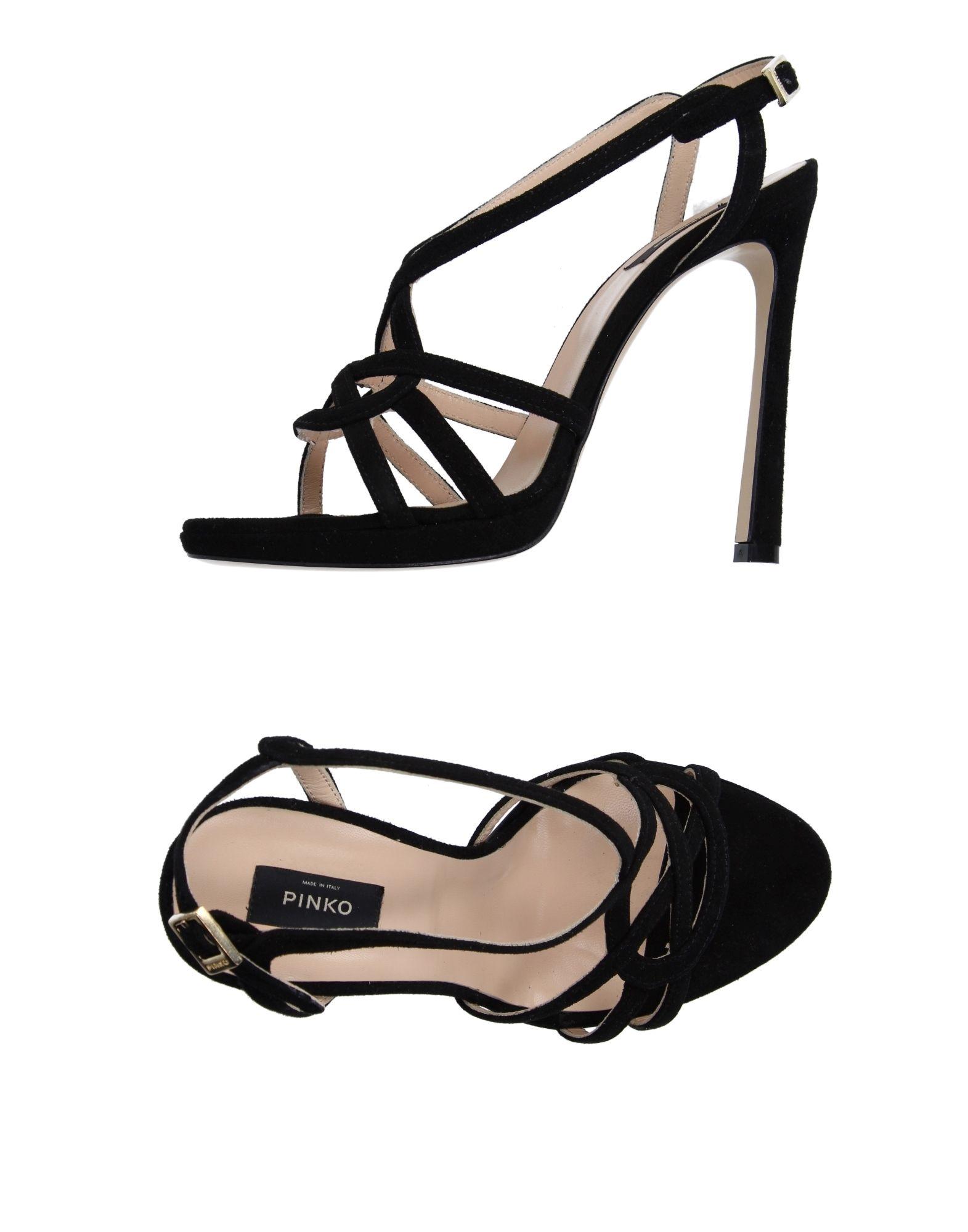 Pinko aussehende Sandalen Damen  44934411FLGut aussehende Pinko strapazierfähige Schuhe 2499a4