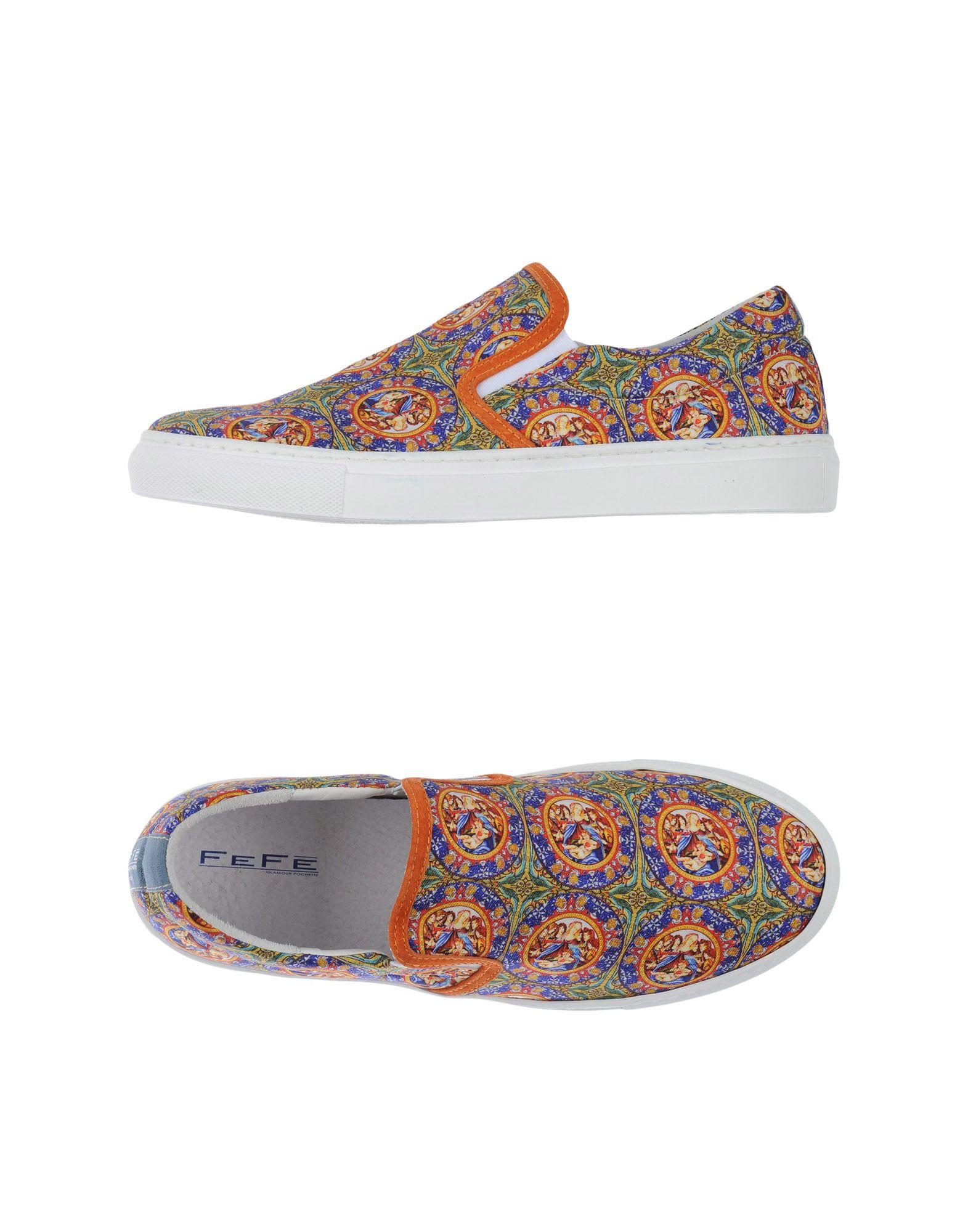 Rabatt echte Schuhe Fefē Glamour Pochette Sneakers Herren  44935057TK