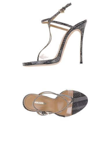 Dsquared2 Tongs Dsquared2 Dsquared2 Gris Gris Tongs OqPf0qzx