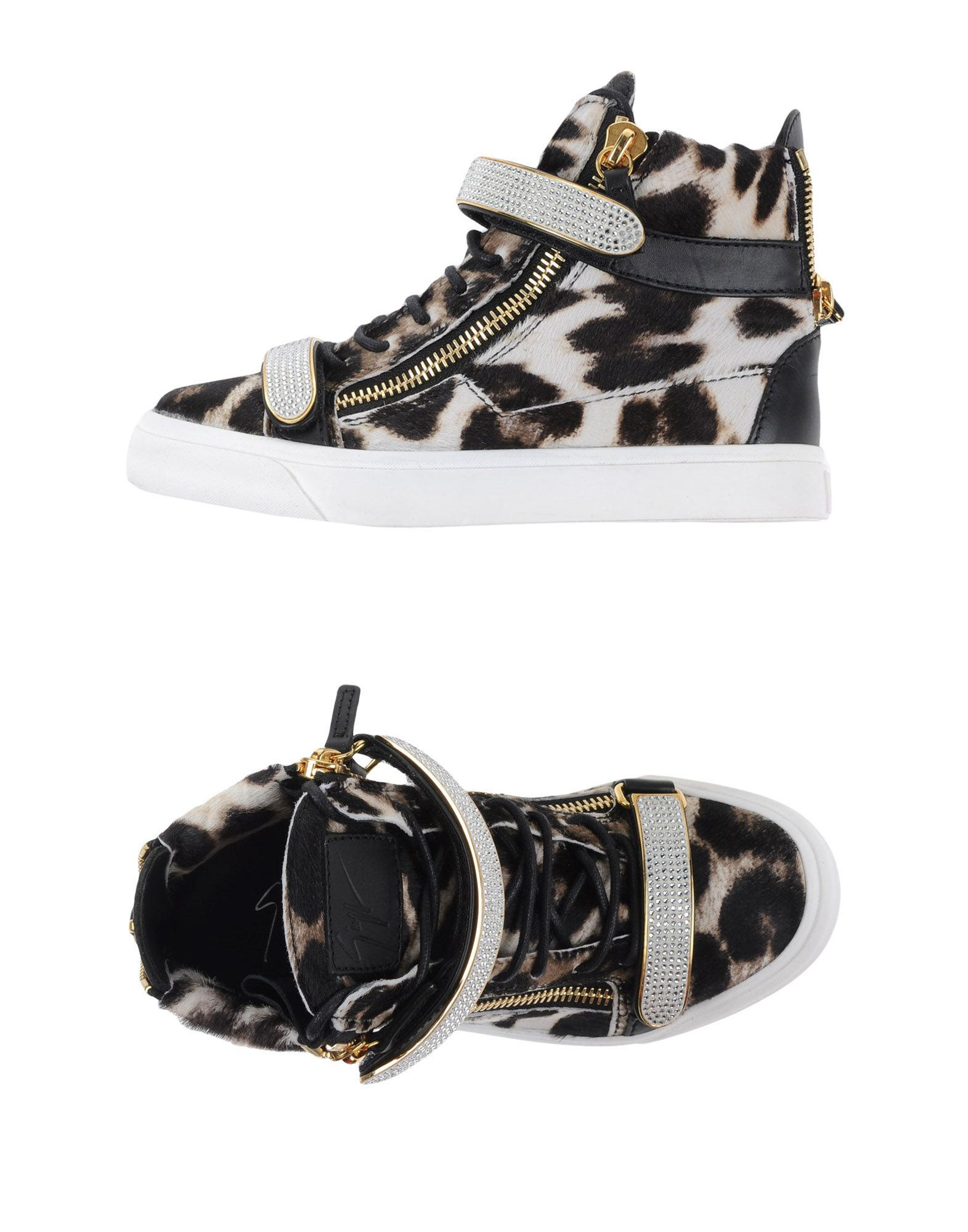 Giuseppe Zanotti Sneakers Damen   Damen 44938705UNGünstige gut aussehende Schuhe 84e5ac