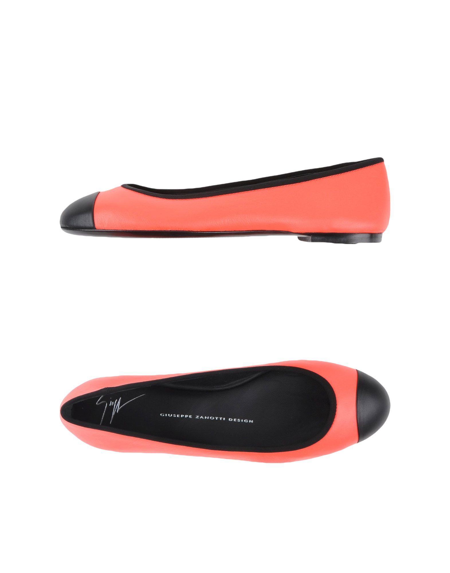Rabatt Schuhe Giuseppe Zanotti  Ballerinas Damen  Zanotti 44938813TD 8123e7