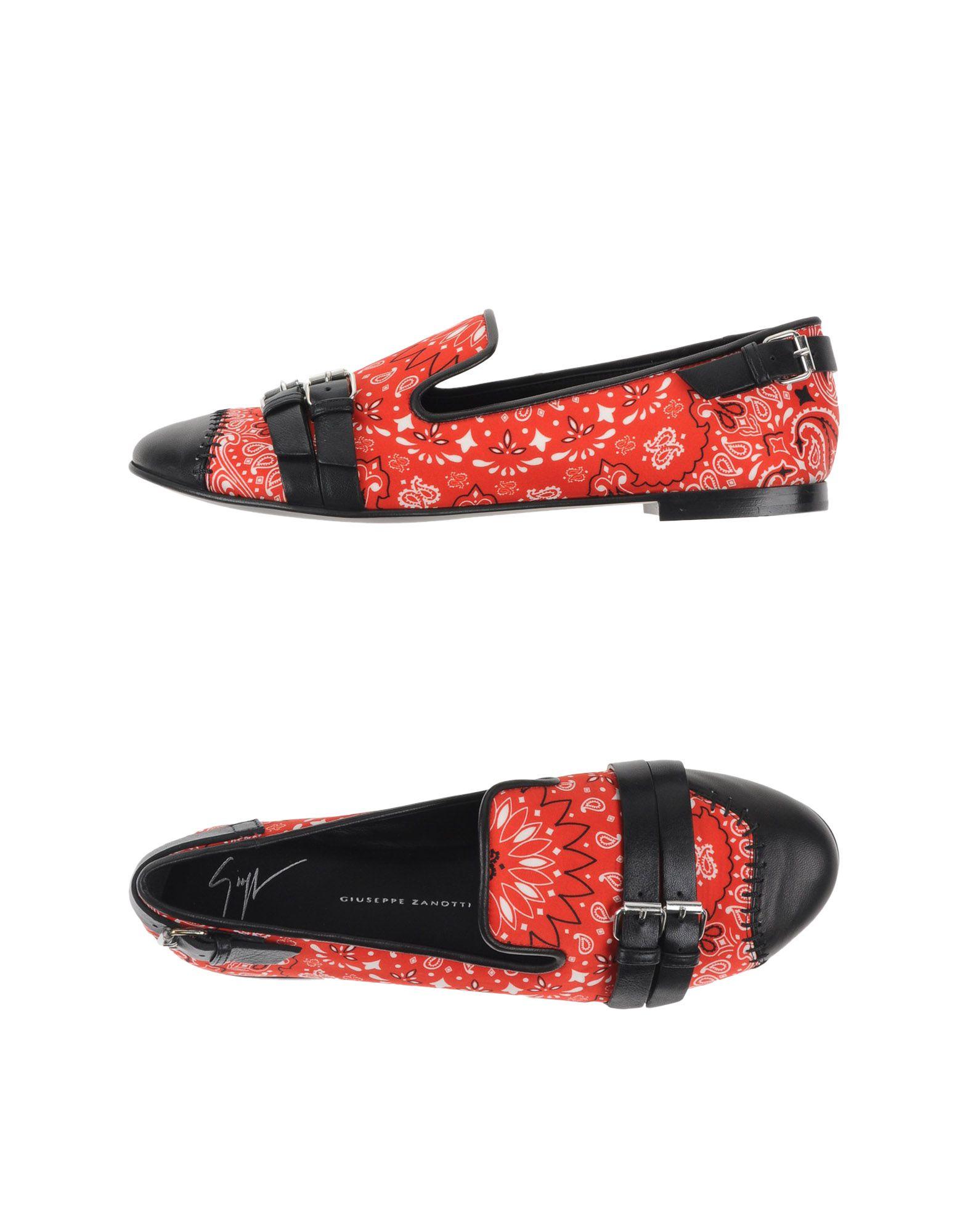 Rabatt Schuhe Mokassins Giuseppe Zanotti Mokassins Schuhe Damen  44940537JW c70021