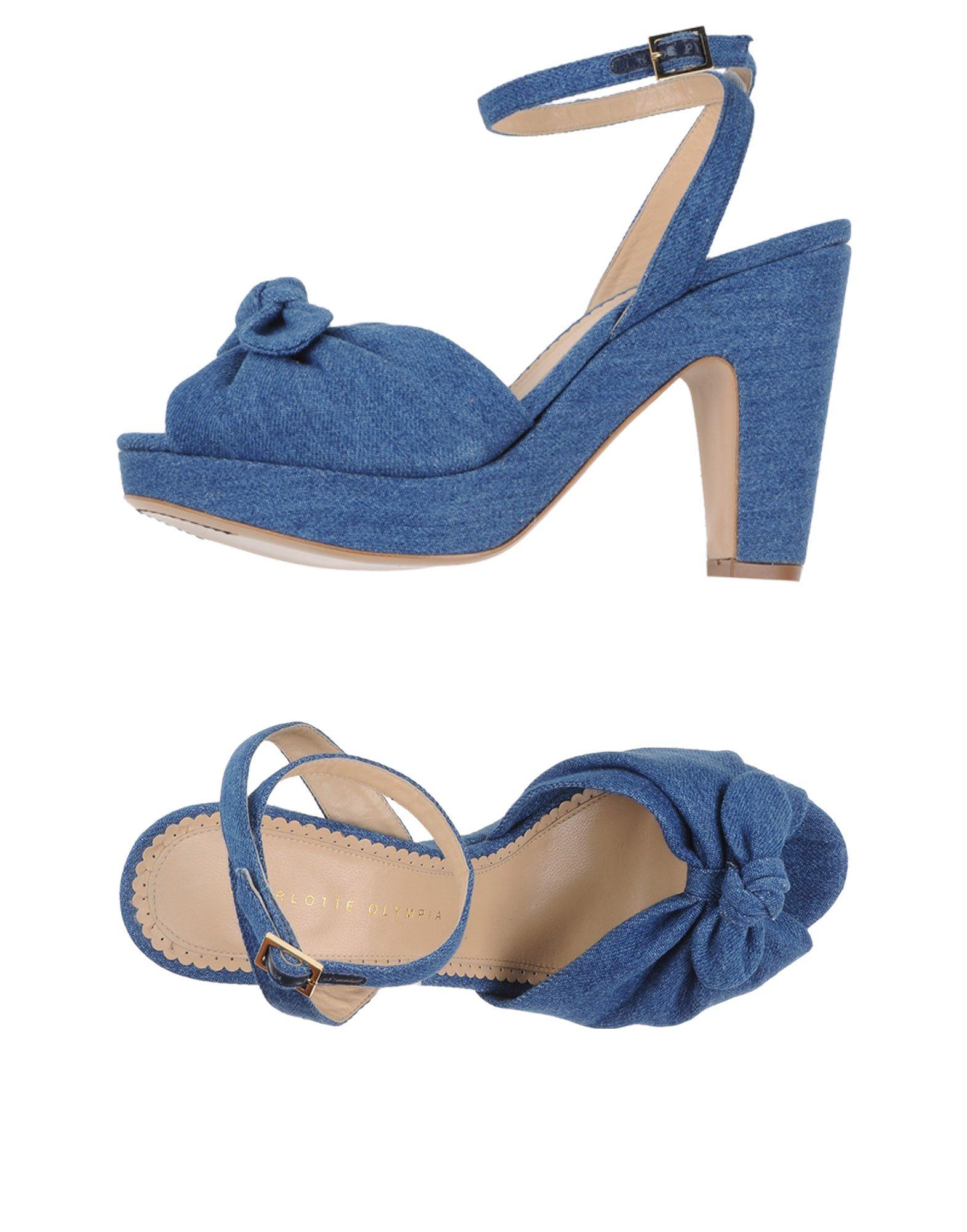 Charlotte 44940557ECGünstige Olympia Sandalen Damen  44940557ECGünstige Charlotte gut aussehende Schuhe bdcaba