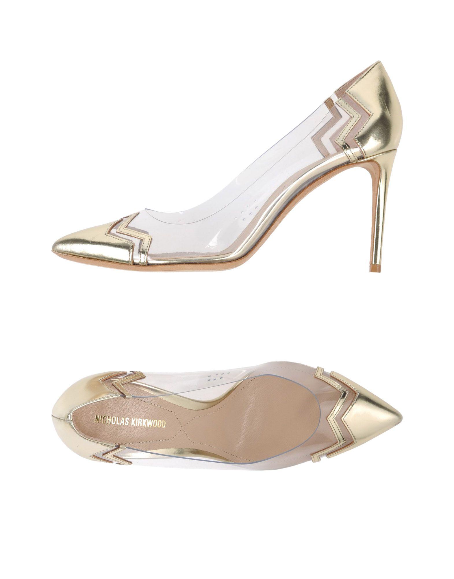 Nicholas Kirkwood Pumps Damen  44940644CTGünstige gut aussehende Schuhe
