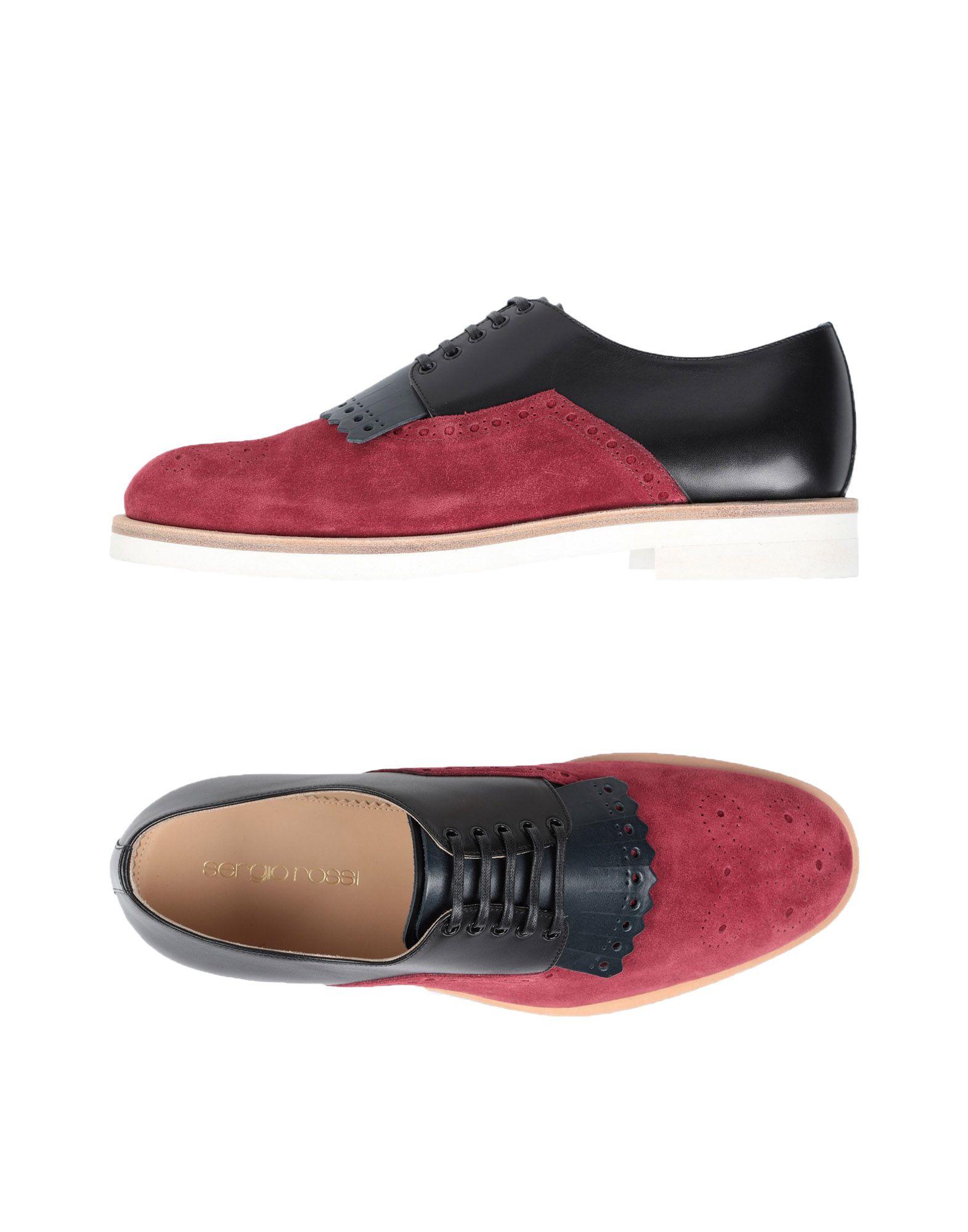 Sergio Rossi Schnürschuhe Herren  44940646TG Gute Qualität beliebte Schuhe